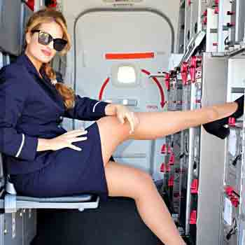 Air hostess Escorts Service