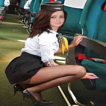 Independent Air hostess Escort